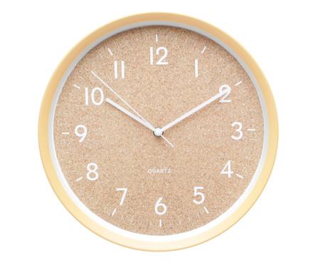 Relógio de Parede Cork Style | WestwingNow