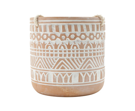 Cachepot Evelyn - Terracota | WestwingNow
