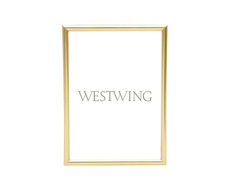 Porta-Retrato Basic - Dourado | WestwingNow