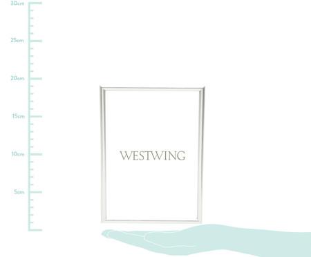 Porta-Retrato Basic - Prateado | WestwingNow