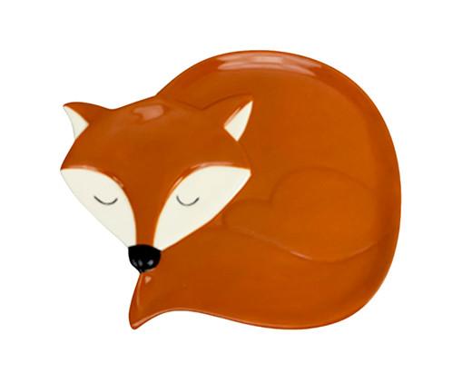 Prato para Jóias Fox - Laranja, Laranja | WestwingNow