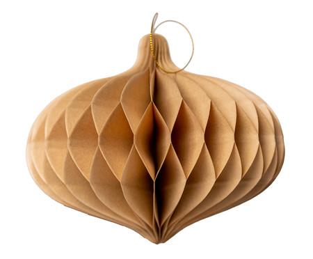 Decorativo Honeycomb Neva Kraft - 15X16cm   WestwingNow