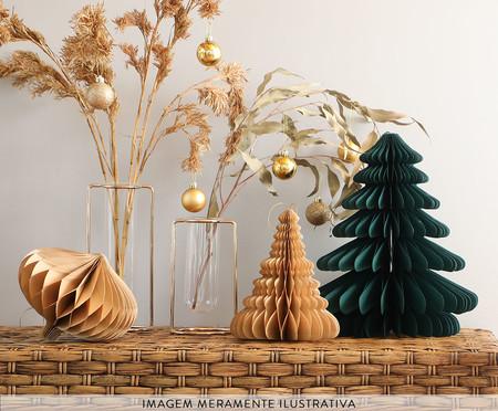 Decorativo Honeycomb Theodora Verde - 12cm   WestwingNow