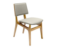 Cadeira Join - Natural e Cru | WestwingNow