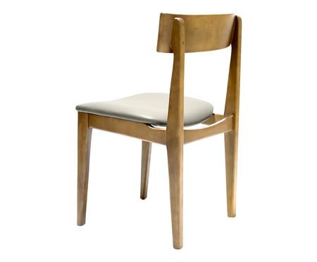 Cadeira em Madeira Charlote - Natural | WestwingNow