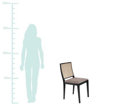 Cadeira de Madeira Clay Urban - Preta | WestwingNow