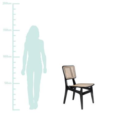 Cadeira Carolina - Preta | WestwingNow