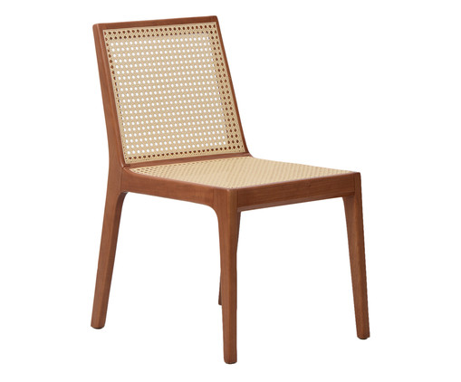 Cadeira Marsha - Natural, Branco, Colorido | WestwingNow