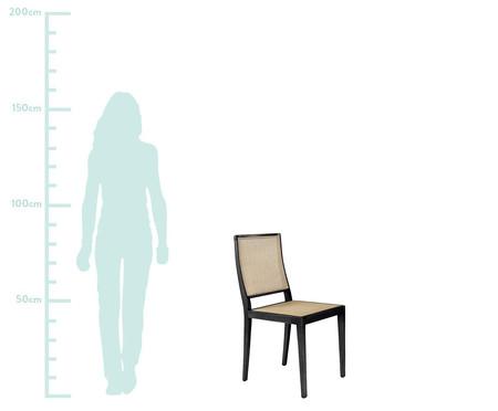 Cadeira Isabel - Preto | WestwingNow