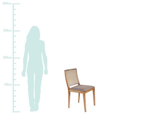 Cadeira de Madeira Clay Urban - Mel | WestwingNow