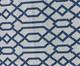 Tapete Turco Vivian, Azul e Marfim | WestwingNow