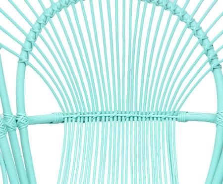 Poltrona Philipinas Azul Caribe - 85X142X78cm | WestwingNow