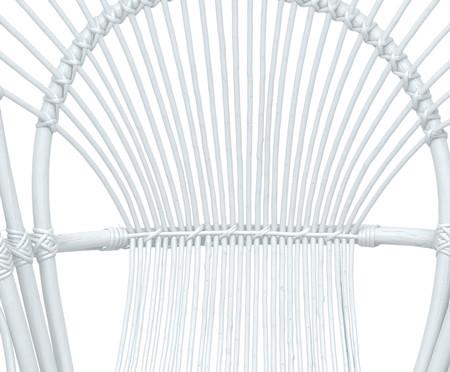 Poltrona Philipinas Branca - 85X142X78cm | WestwingNow