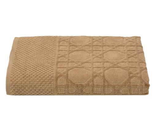 Toalha de Banho Thonet Capim - 460 g/m², Bege | WestwingNow