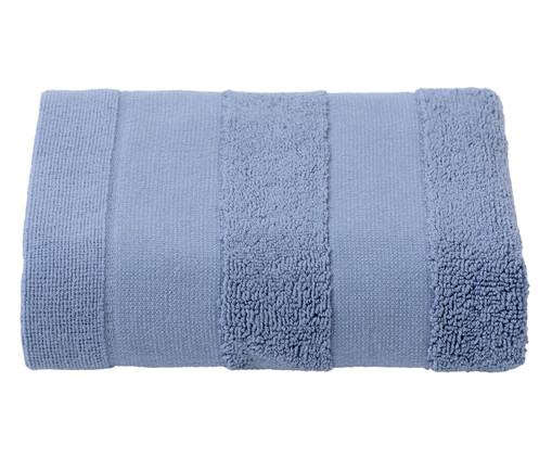 Toalha de Rosto Listras Azul - 460 g/m², Azul | WestwingNow