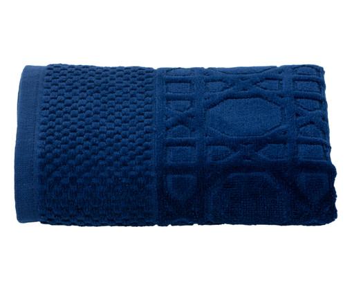 Toalha de Rosto Thonet Marinho - 460 g/m², Azul | WestwingNow