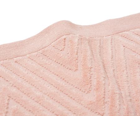 Toalha de Rosto Espinha de Peixe Powder - 460 g/m² | WestwingNow