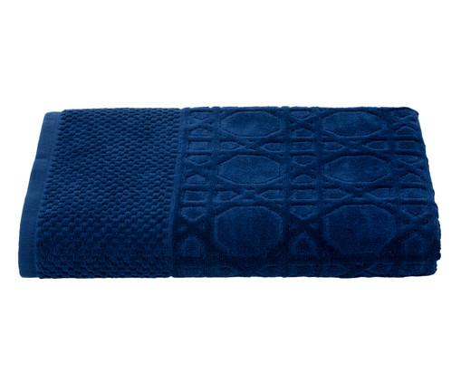 Toalha de Banho Thonet Marinho - 460 g/m², Azul | WestwingNow