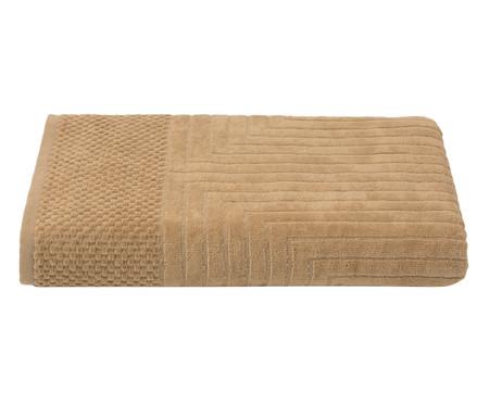 Toalha de Banho Esquadros Capim - 460 g/m² | WestwingNow