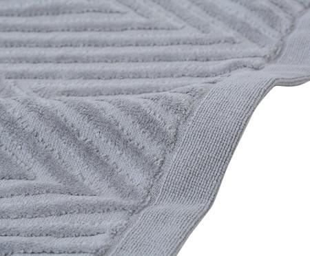 Jogo de Toalhas Espinha de Peixe Urbano-Fog - 460 g/m² | WestwingNow