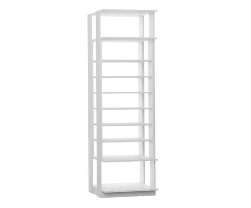 Sapateira Regulável Clothes - Branca, Branco | WestwingNow