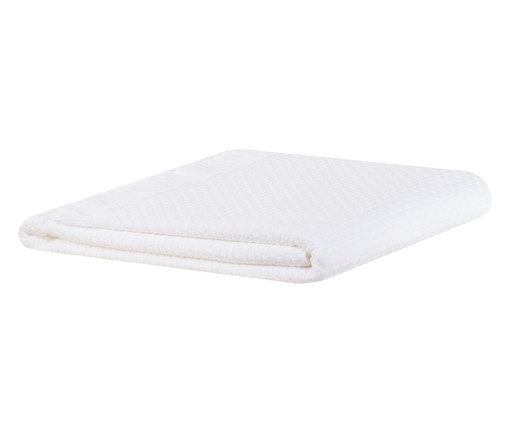 Colcha In Design Simple - Cru, Branco, Colorido | WestwingNow