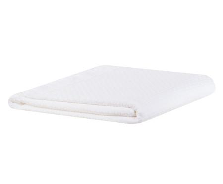 Colcha In Design Simple Algodão - Branca | WestwingNow