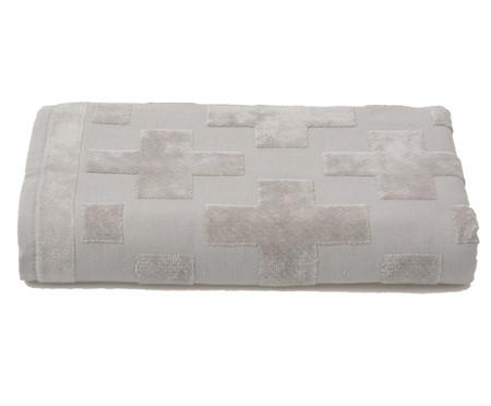 Toalha de Banho Mer Cinza - 460 g/m² | WestwingNow