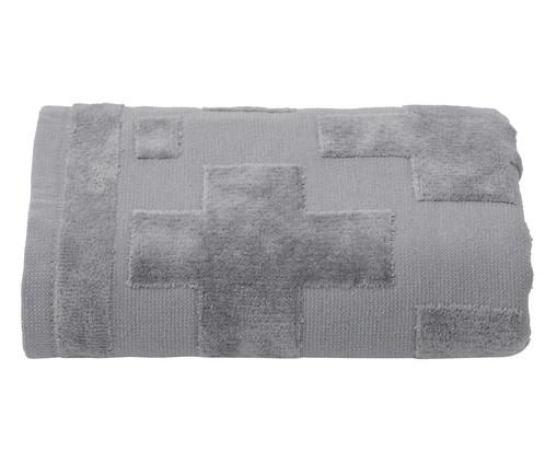 Toalha de Rosto Mer 460 g - Cinza Concreto, Cinza | WestwingNow