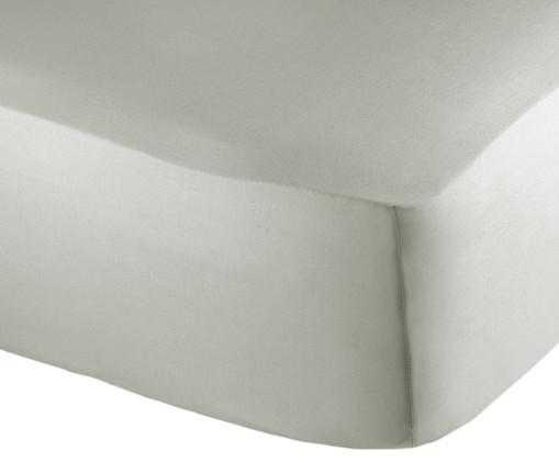 Lençol com Elástico Basic Premium Verde - 200 Fios, Verde | WestwingNow