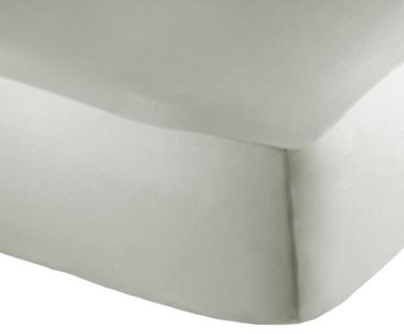 Lençol com Elástico Basic Premium Verde - 200 Fios | WestwingNow