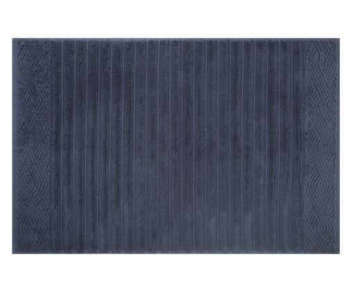 Toalha de Piso Ondulato Medieval - 720 g/m², Cinza | WestwingNow