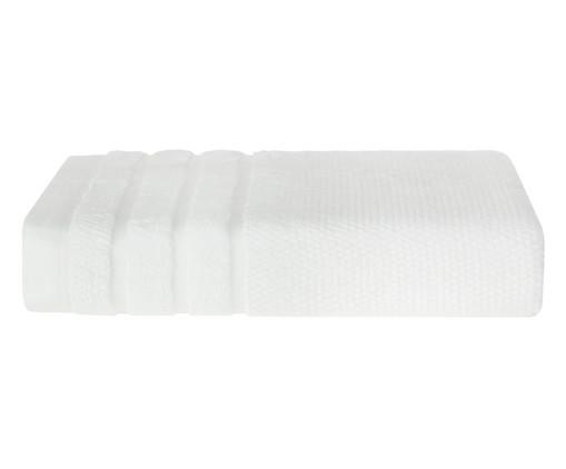 Toalha de Banho Massima Branca - 660 g/m², Branco | WestwingNow