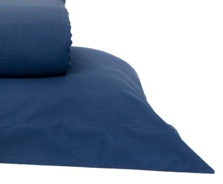 Jogo de Lençol Vida Bela Taurus Blue Azul - 200 Fios | WestwingNow