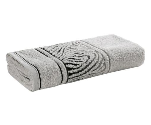 Toalha de Rosto em Algodão Animale 380 g/m² - Cinza, Cinza | WestwingNow