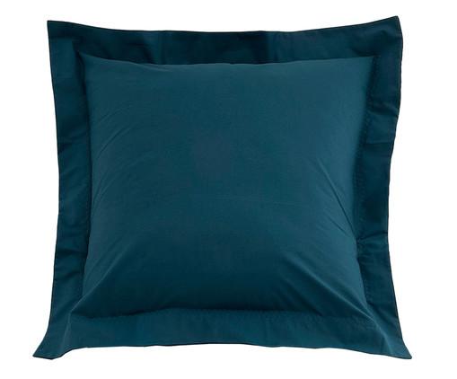 Capa de Almofada Azul Pavão - 200 Fios, Azul | WestwingNow