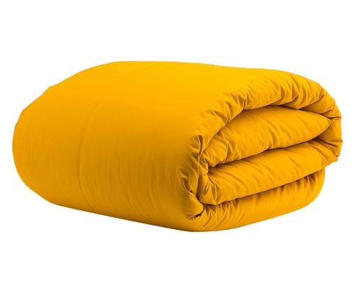 Duvet Ive Amarelo Açafrão - 200 Fios, Amarelo | WestwingNow