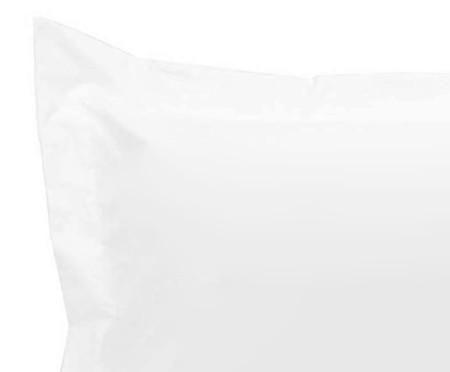 Fronha Giuliana em Algodão 200 fios - Branca | WestwingNow