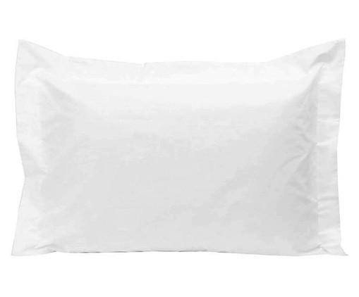 Fronha Giuliana em Algodão 200 fios - Branca e Colorida, Branco | WestwingNow