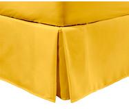 Saia Ive Amarelo Açafrão - 200 Fios | WestwingNow