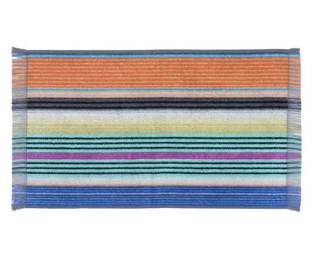 Jogo de Toalhas de Banho Algodão Viviette Nero - Colorido | WestwingNow