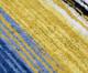Jogo de Toalhas Stanley em Algodão - Azul, Turquesa | WestwingNow