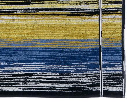 Jogo de Toalhas Stanley em Algodão - Azul | WestwingNow