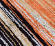 Jogo de Toalhas Stanley Arancio, Vermelho e Azul | WestwingNow