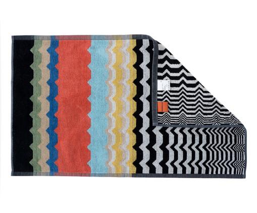 Toalha de Rosto Wolf 100% Algodão - Colorida, Rosa e Azul | WestwingNow