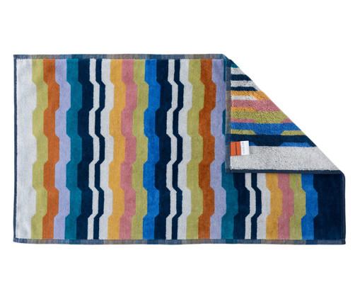 Toalha de Rosto Wilbur, Azul e Rosa | WestwingNow
