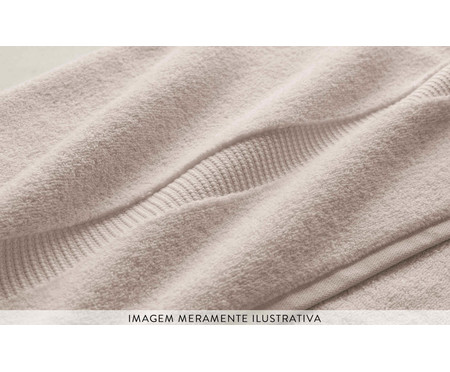 Toalha de Banho Doppia Terracota - 530 g/m² | WestwingNow
