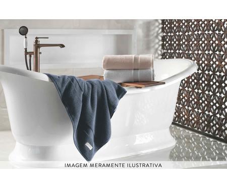 Toalha de Banho em Algodão Doppia 530 g/m² - Rosa | WestwingNow