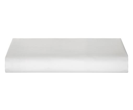 Lençol com elástico Neoclassico Branco - 300 Fios, Branco | WestwingNow