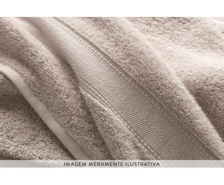 Toalha de Rosto em Algodão Egípcio Egitto 530 g/m² - Branca | WestwingNow